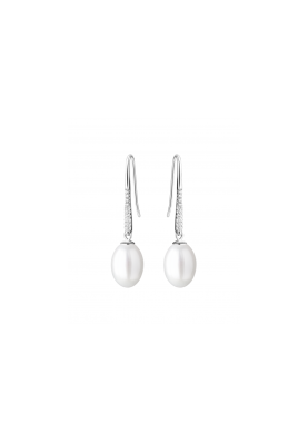 Náušnice perla SK19486E