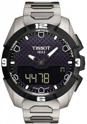 Hodinky TISSOT T 091.420.44.051.00 T-TOUCHE