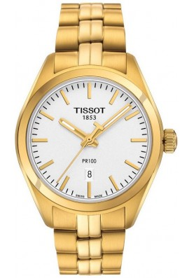TISSOT T101.210.33.031.00 PR 100 QUARTZ LADY
