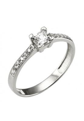 Zásnubné prstene 342, veľkosť 49