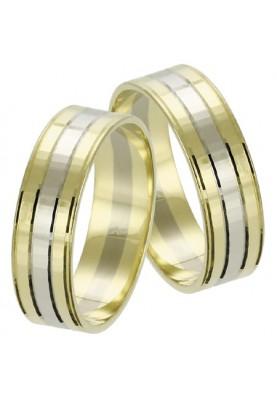 Zlaté svadobné obrúčky 125