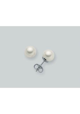 MILUNA náušnice perla PPN 555 BM