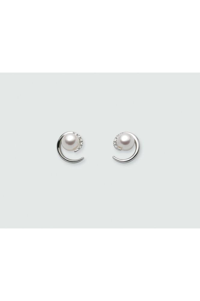 83236e786 MILUNA náušnice perla PER 731