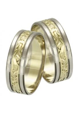 Zlaté svadobné obrúčky 135