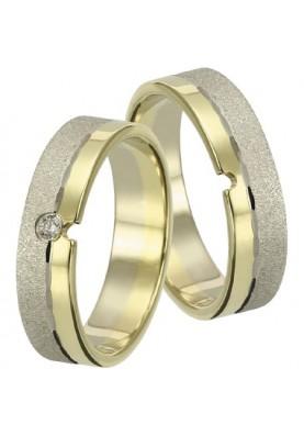 Zlaté svadobné obrúčky 206