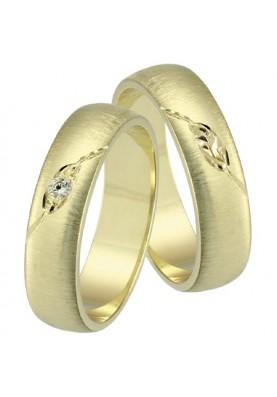 Zlaté svadobné obrúčky 211