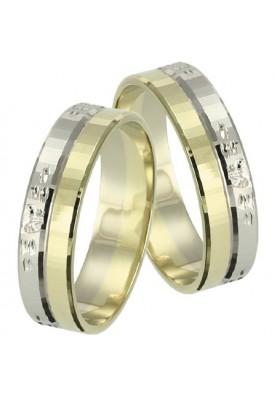 Zlaté svadobné obrúčky 220