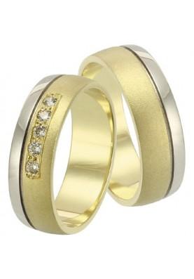 Zlaté svadobné obrúčky 247