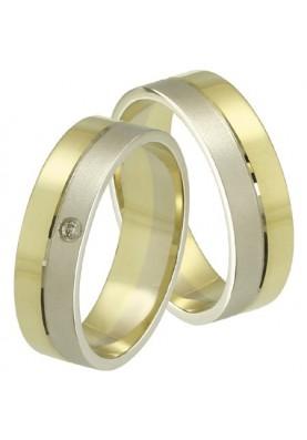 Zlaté svadobné obrúčky 257