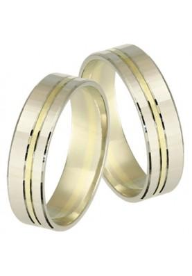 Zlaté svadobné obrúčky 256