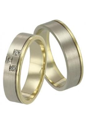 Zlaté svadobné obrúčky 269