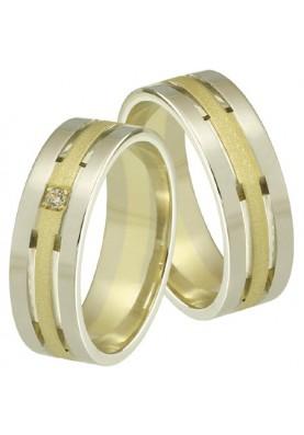 Zlaté svadobné obrúčky 278
