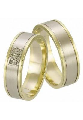 Zlaté svadobné obrúčky 298