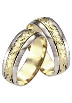 Zlaté svadobné obrúčky 463