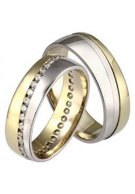 Zlaté svadobné obrúčky 445
