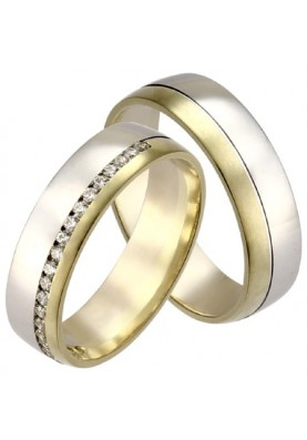 Zlaté svadobné obrúčky 430
