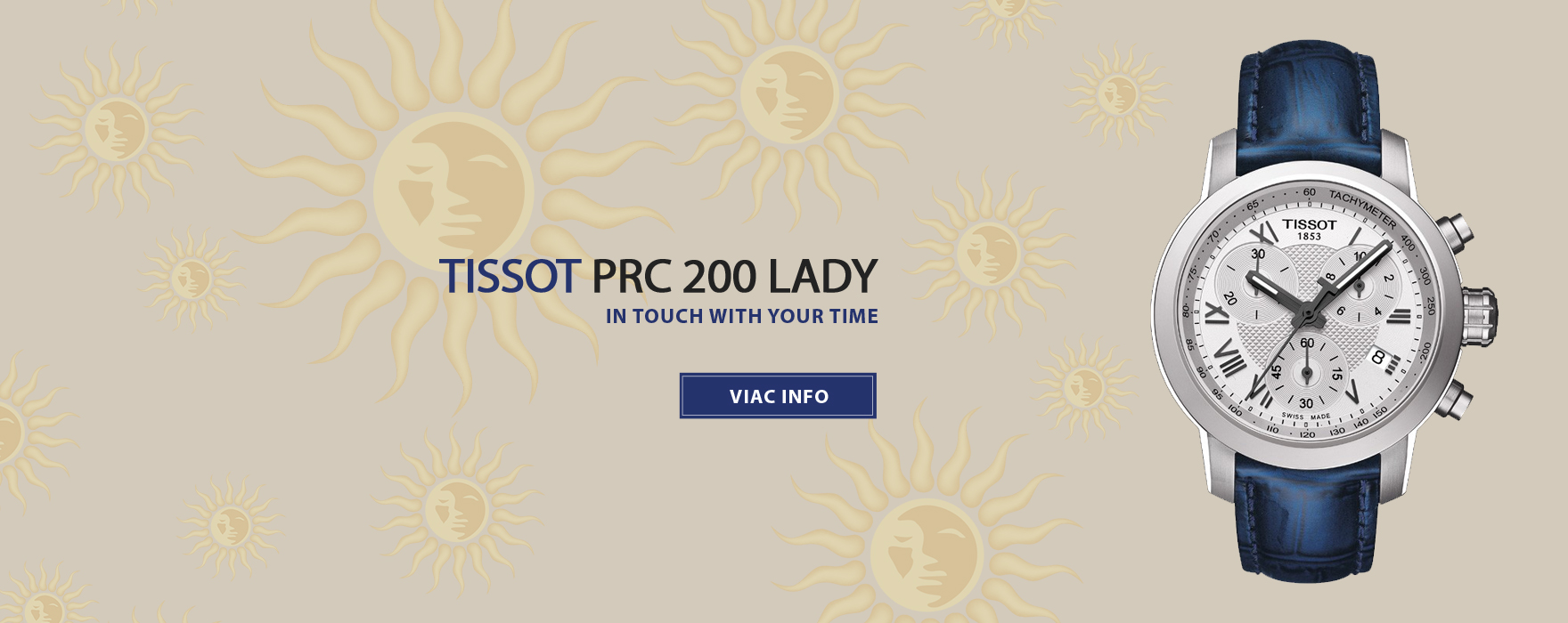 Tissot prc 200 lady